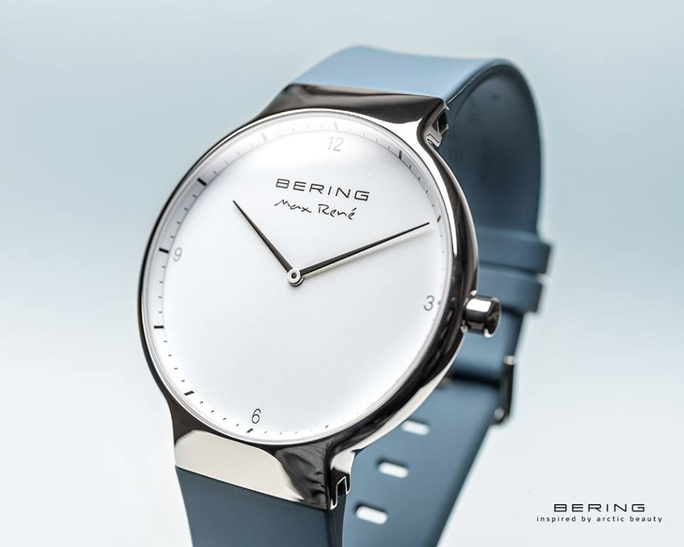 Max Rene Watches by Bering at Robert Adair Jewellers